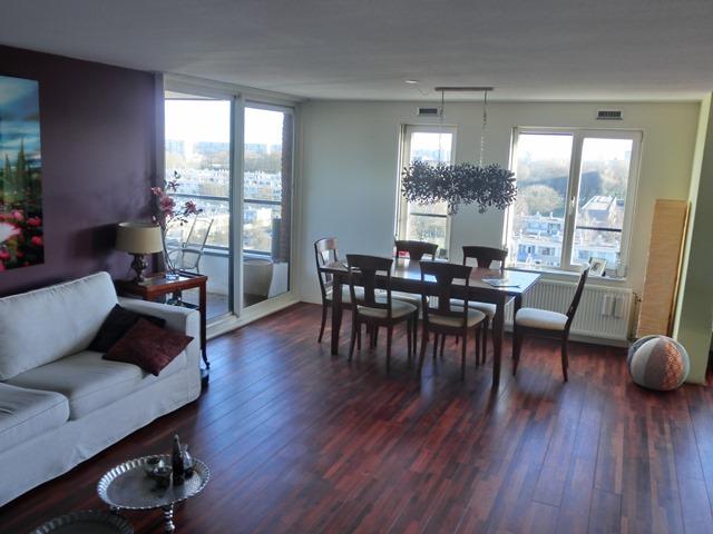 3 kamer appartement te huur Utrecht